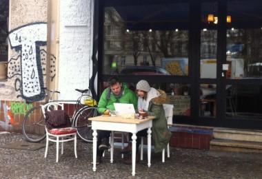 Die VAM Berlin heckt was aus...