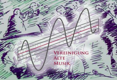 Logo Vereinigung Alte Musik